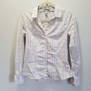 H&M Button Down Shirt Women's